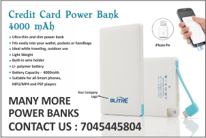 Power bank Mumbai